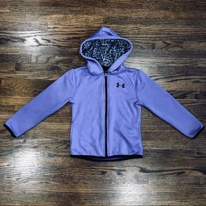 Under Armour Blue Activewear Hoodie